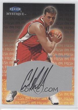 1999-00 Fleer Mystique Fresh Ink [Autographed] #CABO - Cal Bowdler