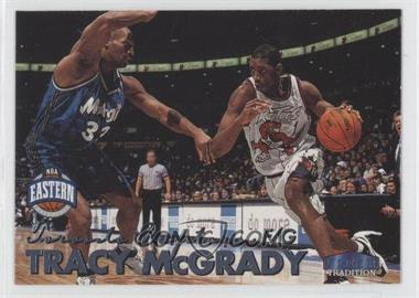 1999-00 Fleer Tradition #96 - Tracy McGrady
