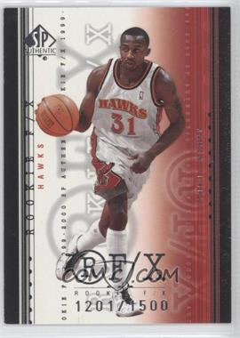 1999-00 SP Authentic #100 - Jason Terry /1500