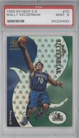 Wally Szczerbiak /3499 [PSA 9]