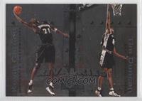 Kevin Garnett, Tim Duncan