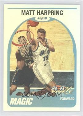 1999-00 Skybox NBA Hoops Decade Hoopla Plus #32 - Matt Harpring