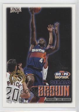 1999-00 Skybox NBA Hoops #143 - Gerald Brown