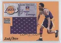 Kobe Bryant /340