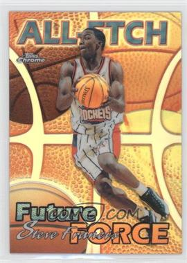 1999-00 Topps Chrome All-Etch Refractor #AE23 - Steve Francis