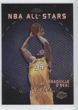 1999-00 Topps Chrome NBA All-Stars #AS7 - Shaquille O'Neal