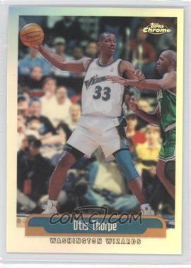 1999-00 Topps Chrome Refractor #77 - Otis Thorpe