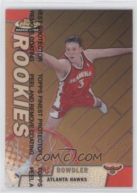 1999-00 Topps Finest Refractor #113 - Cal Bowdler