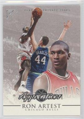 1999-00 Topps Gallery Player's Private Issue #139 - Metta World Peace /250
