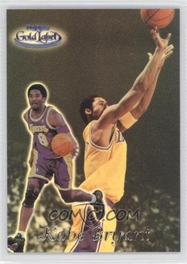 1999-00 Topps Gold Label - [Base] - Class 2 Black Label #22 - Kobe Bryant