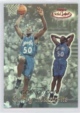 1999-00 Topps Gold Label - [Base] - Class 2 Red Label #98 - Corey Maggette /50
