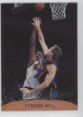 1999-00 Topps Stadium Club - [Base] - One of a Kind #31 - Tyrone Hill /150