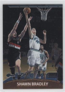 1999-00 Topps Stadium Club Chrome First Day Issue #8 - Shawn Bradley /100