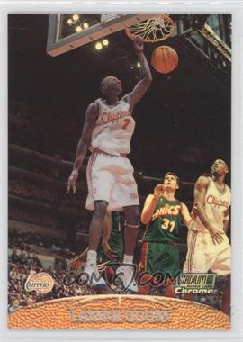 1999-00 Topps Stadium Club Chrome Refractor #135 - Lamar Odom