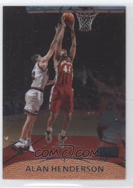 1999-00 Topps Stadium Club One of a Kind #11 - Alan Henderson /150
