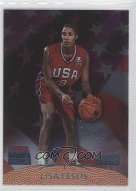 1999-00 Topps Stadium Club One of a Kind #175 - Lisa Leslie /150