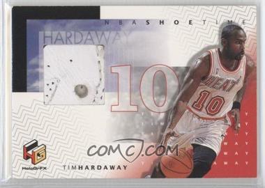 1999-00 Upper Deck HoloGrFX - NBA Shoetime #TH-S - Tim Hardaway