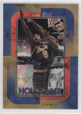 1999-00 Upper Deck HoloGrFX Holofame AuSOME #HF-7 AU - Kobe Bryant