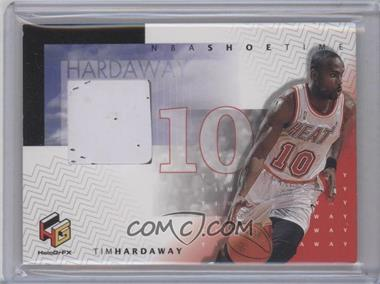 1999-00 Upper Deck HoloGrFX NBA Shoetime #TH-S - Tim Hardaway