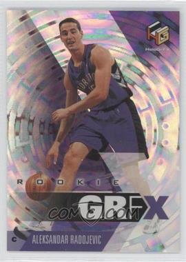 1999-00 Upper Deck HoloGrFX #86 - Aleksandar Radojevic
