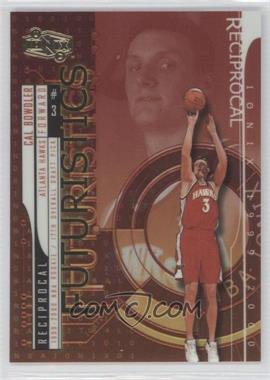 1999-00 Upper Deck Ionix - Reciprocal #R76 - Cal Bowdler /100