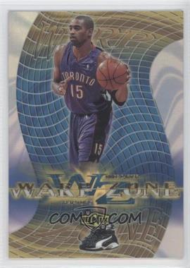 1999-00 Upper Deck Ionix Warp Zone #WZ14 - Vince Carter