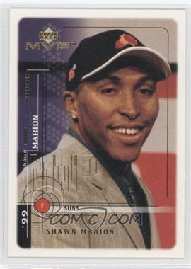 1999-00 Upper Deck MVP - [Base] - Gold Script #217 - Shawn Marion /100