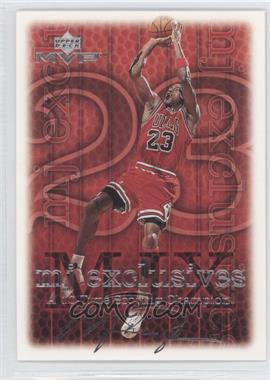 1999-00 Upper Deck MVP - [Base] - Silver Script #184 - Michael Jordan