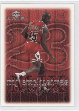 1999-00 Upper Deck MVP - [Base] #185 - Michael Jordan