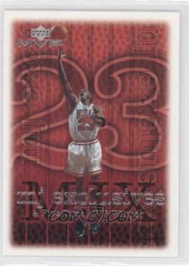 1999-00 Upper Deck MVP - [Base] #187 - Michael Jordan