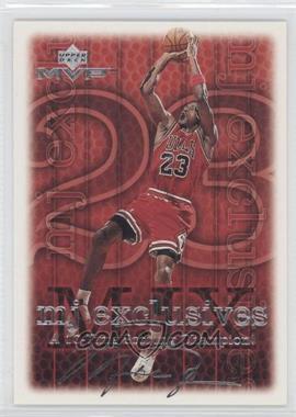 1999-00 Upper Deck MVP Silver Script #184 - Michael Jordan