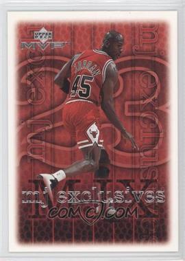 1999-00 Upper Deck MVP #185 - Michael Jordan
