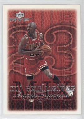 1999-00 Upper Deck MVP #196 - Michael Jordan