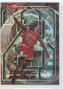 1999-00 Upper Deck Michael Jordan A Higher Power #MJ2 - Michael Jordan