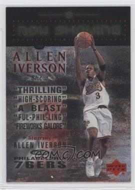 1999-00 Upper Deck Now Showing #NS20 - Allen Iverson