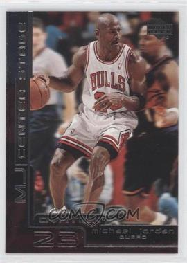 1999-00 Upper Deck Ovation - MJ Center Stage #CS3 - Michael Jordan
