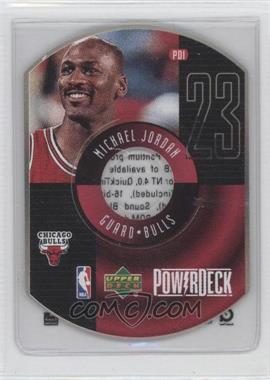 1999-00 Upper Deck Powerdeck - [Base] #PD1 - Michael Jordan
