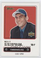 Wally Szczerbiak /250