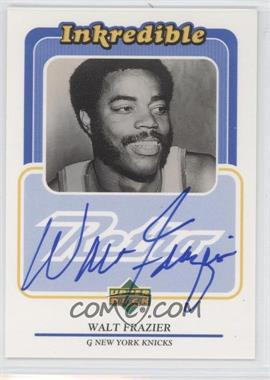 1999-00 Upper Deck Retro - Inkredible - [Autographed] #WF - Walt Frazier