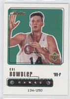 Cal Bowdler /250