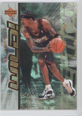 1999-00 Upper Deck Wild! #W13 - Allen Iverson