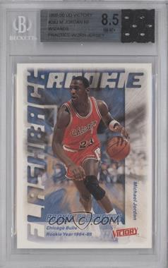 1999-00 Victory - [Base] #282 - Michael Jordan [BGS8.5]