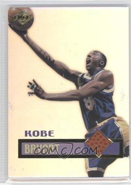 1999 Collector's Edge Rookie Rage - Authentic Gameball #GG1 - Kobe Bryant