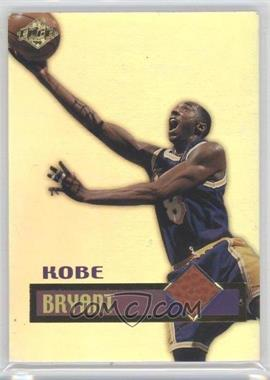1999 Collector's Edge Rookie Rage - Authentic Gameball #GG1 - Kobe Bryant