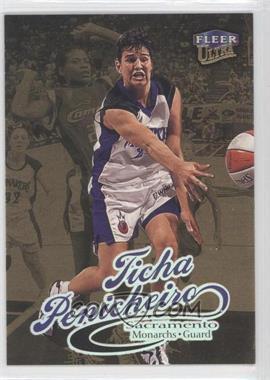 1999 Fleer Ultra WNBA Gold Medallion Edition #62G - Ticha Penicheiro