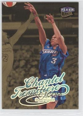 1999 Fleer Ultra WNBA Gold Medallion Edition #656G - Chantel Tremitiere