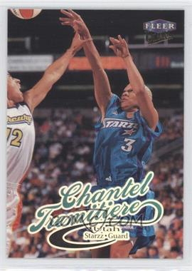 1999 Fleer Ultra WNBA #65 - Chantel Tremitiere