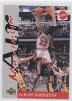 Michael Jordan Playoff Domination