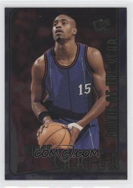 1999 Press Pass - [Base] #00 - Vince Carter