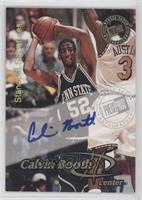Calvin Booth /100